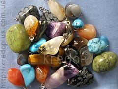Амулеты из камня