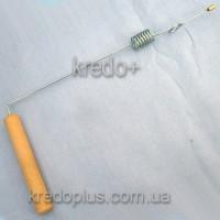 Рамка биолокационная с двойным резонатором