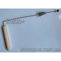 Рамка биолокационная с резонатором конус и шунгитом