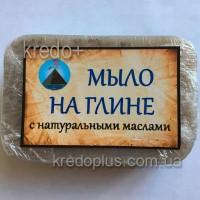 Мыло ручной работы на глине