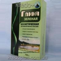 Зеленая косметическая глина 500 гр