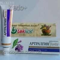 Крем-бальзам Артралгин-форте при заболеваниях суставов