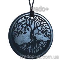 Кулон из шунгита Дерево жизни