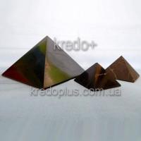 Пирамида из шунгита 40х40 - защита вашего здоровья