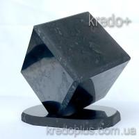 Куб шунгитовый полированный 5 см