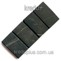 Пластина из шунгита для бытовой техники на магните